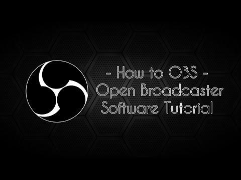 Open Broadcaster Software - Tutorial - [German/HD] - Spiele Aufnehmen und Streamen