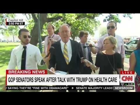 Lamar Alexander says not even 40 votes to repeal Obamacare