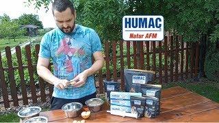 HUMAC® Natur AFM - Exotické vtáky