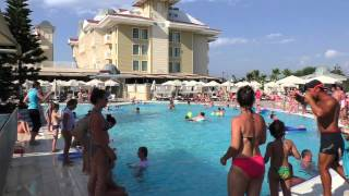 Side Star Resort - Sommerurlaub 2015 - Gündogdu (Side) Parasailing + Dim Çayı & Alanya