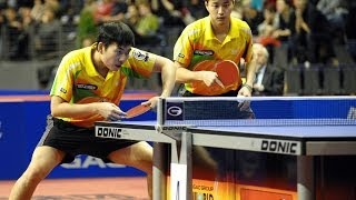 Swedish Open 2013 Highlights: Yan An/Par Gerell vs Chiang Hung-Chieh/Huang Sheng-Sheng (1/2 Final)