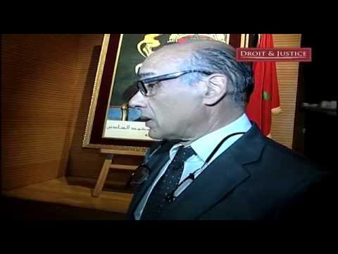 Pr. Chafik CHRAIBI - Président AMLAC . Conférence de Presse