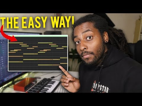 How to Make Incredible Melodies Without Music Theory *THE EASY WAY *