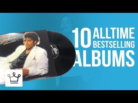 Top 10 BestSelling Albums Of All Time
