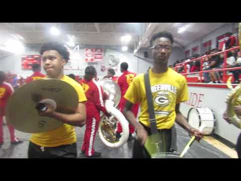 Greenville MS High School Marching Band | 2019 | North Panola High School Annual Battle Of Bands |