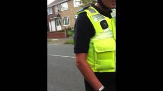 police harassment uk