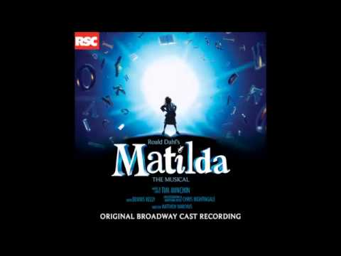 Matilda the Musical- #18 My House- Lauren Ward and Ben Thompson- OBC Recording