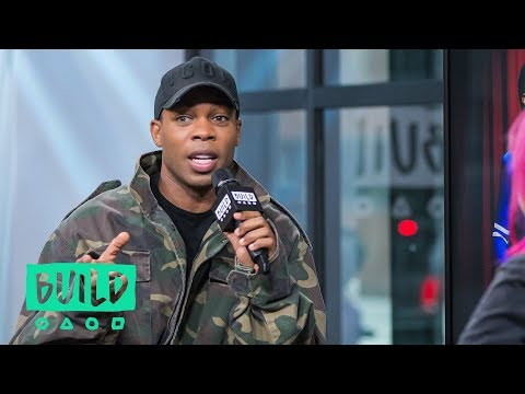 "Todrick Hall Speaks On The Documentary ""Behind the Curtain"""