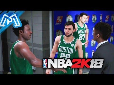 COMECEI A MITAR! - NBA 2k18 My Career #06