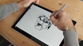 iPad Pro vs Surface Pro 4 per il disegno - SaggiaMente
