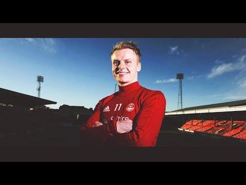 Gary Mackay-Steven | Aberdeen | Skills, Assists And Goals