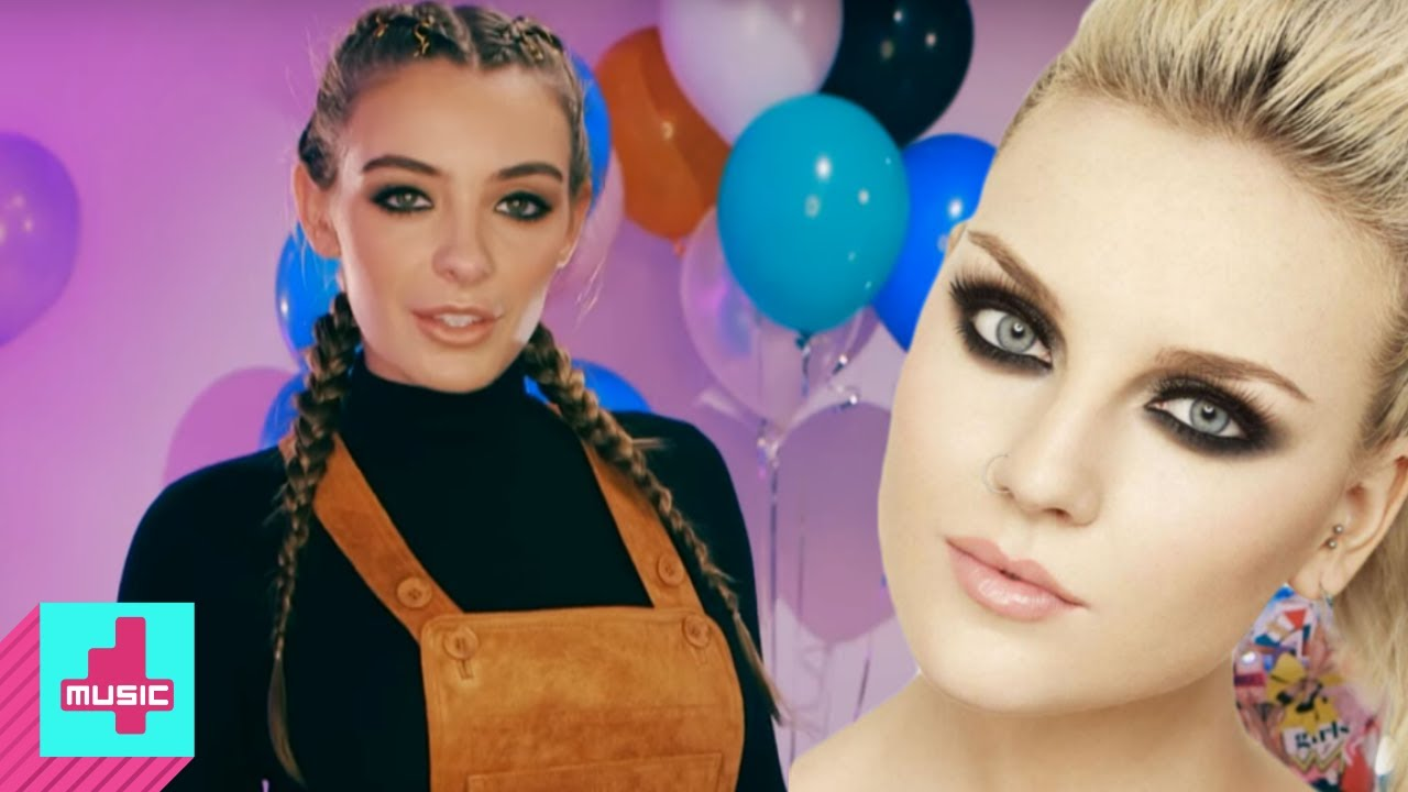 Perrie Edwards Hair Style With Got2b The Power Braid Youtube