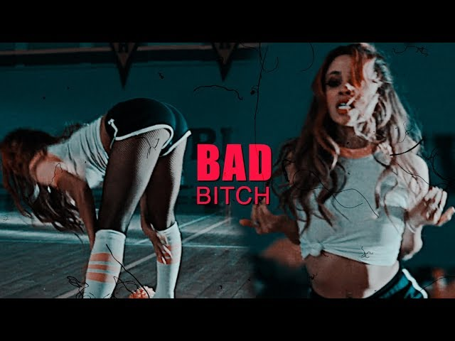 toni topaz — bad bitch