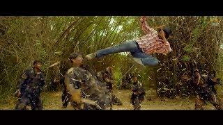 Black Cobra Duniya Vijay Fight Scene | Maasthi Gudi Kannada Movie Scene