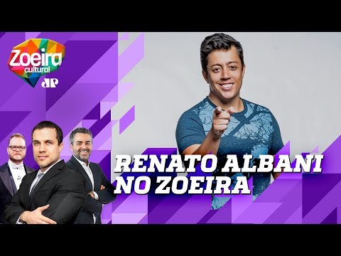 Zoeira Cultural – Ep. 13: Entrevista com Renato Albani