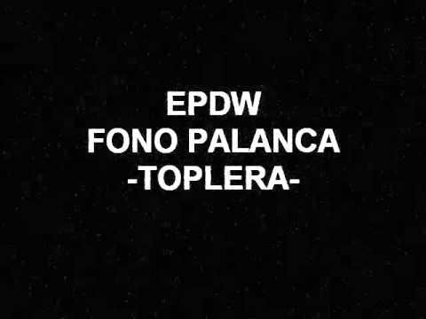 El Portal del Web - Fono Palanca - Toplera