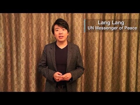 Lang Lang (China) - The Ocean Conference (5-9 June 2017)
