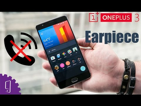 OnePlus 3 Ear Speaker Repair Guide