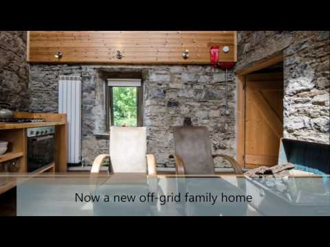 Before And After Renovation Of 1930's Fisherman's Cottage In Sligo