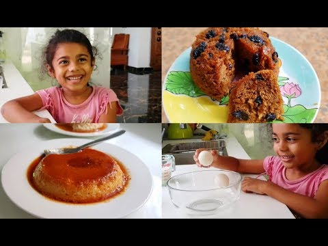 cooking-with-maha-kutty---2-stunning-steamed-pudding---yummy-tummy-vlog