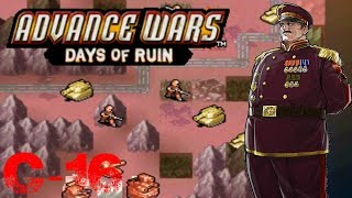 Advance Wars: Days of Ruin - Chapter 16 (Hope Rising) [S] HD