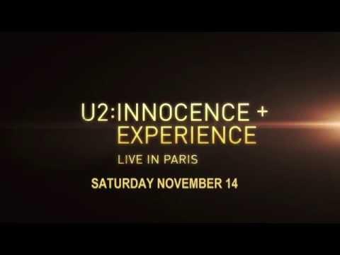 [Trailer] U2: iNNOCENCE + eXPERIENCE: Live in Paris | HBO