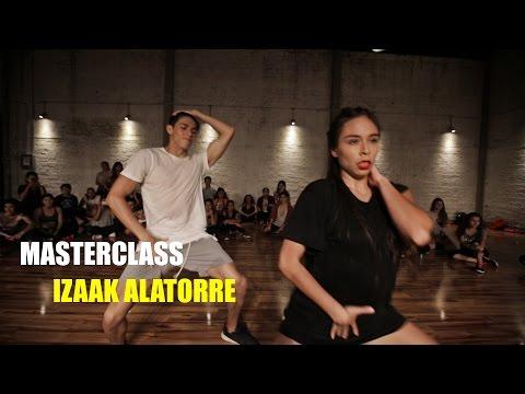MasterClass Izaak Alatorre @izaaklatorre @dancefactorygdl Jencarlos Canela - Bajito