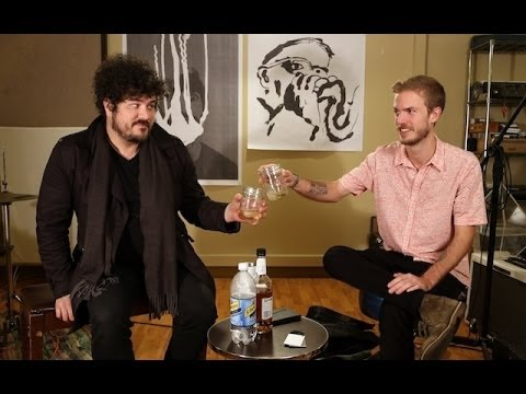 Whiskey-Soaked Interview with Richard Swift