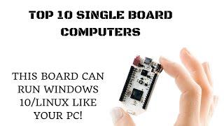 Top 5 Single Board Computers   Step Towards Quantum Computing