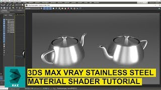 3ds-max-vray-stainless-steel-material-shader-tutorial