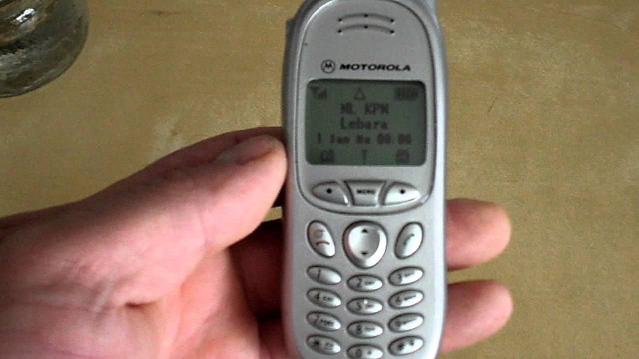 Инструкция к телефону motorola t191