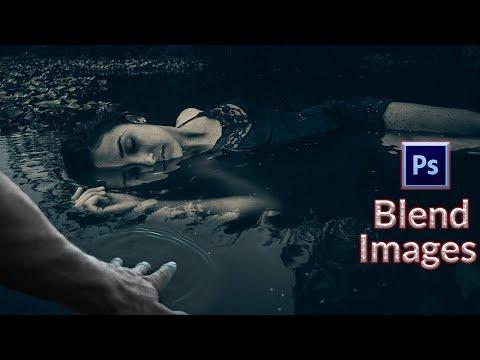 Quick Photoshop Blend Images to a Composite Photoshop Tutorial/Tech perfect thumbnail