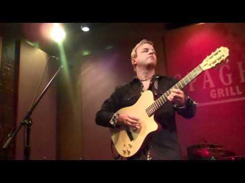 Steve Oliver performs