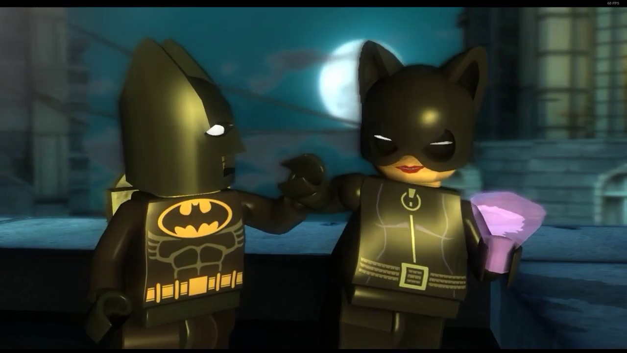 Lego Batman Catwoman Youtube