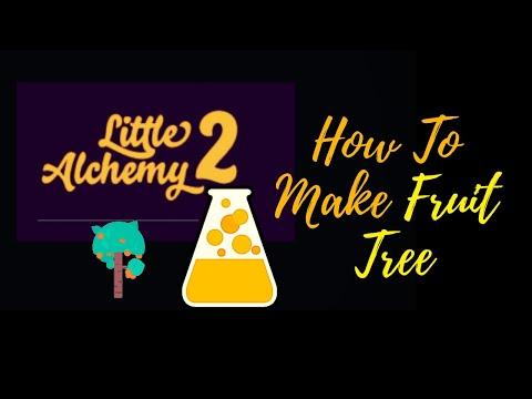 How to make gravy in little alchemy fruit tree