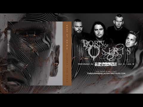 BORN OF OSIRIS - Silence The Echo Mp3