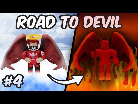 Halfway To Devil! Road To Devil #4 (Super Power Fighting Simulator)