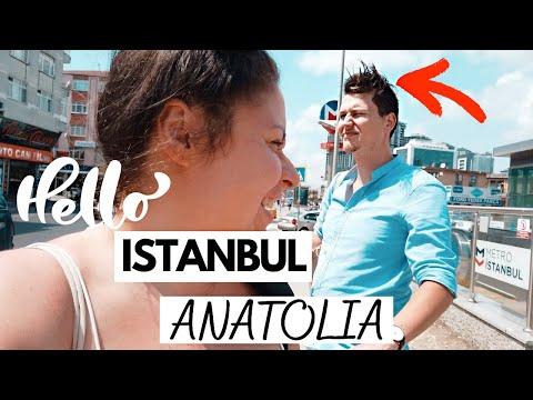 Willkommen auf der ASIATISCHEN SEITE in ISTANBUL!