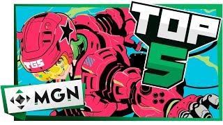 5 Juegos de Tokyo Game Show que No Te Puedes Perder | MGN
