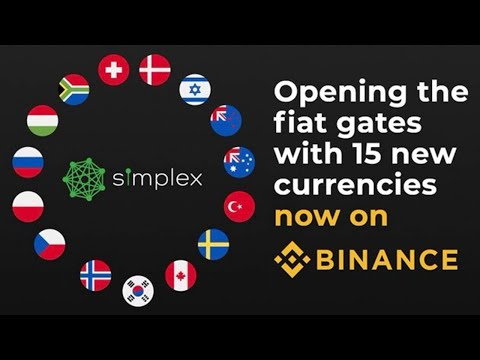 Binance Expands Fiat Onramps, 15 New Currencies Now Support #Bitcoin, #Ethereum, #XRP Purchases