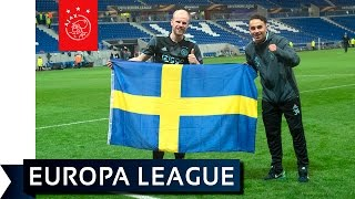 Europa League Final: Road to Stockholm