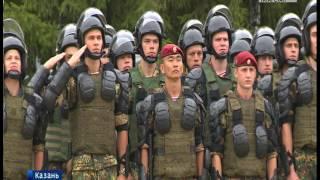 Скачать Отряд спецназа Росгвардии Барс отметил юбилей