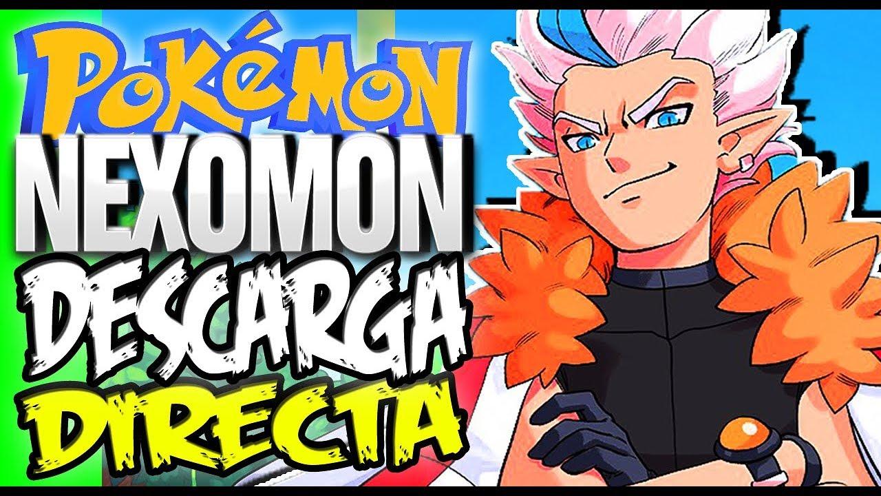 POKEMON NEXOMON (En ESPAÑOL)   Mejores Hackroms (Descarga