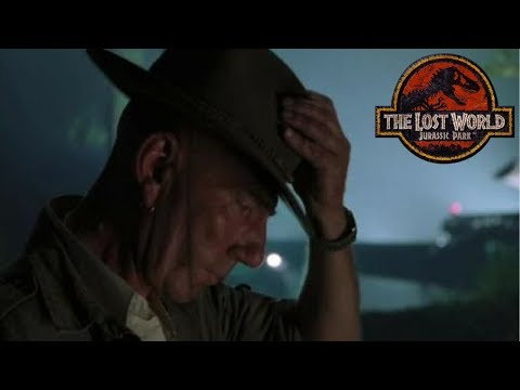 The Greatest Deleted Scene In The Jurassic Park Franchise - The Lost World Roland Tembo