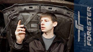 Датчик детонации с ВАЗа на Subaru