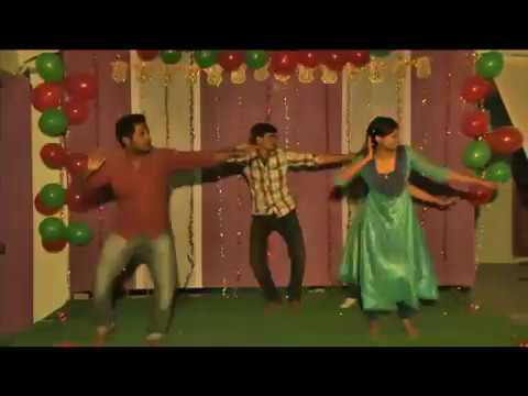 Betlehemulo Sandadi Dance By Church Of The Living God Youth