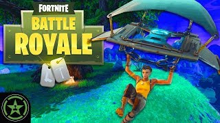 Let's Play - Fortnite: Battle Royale - Bush Strats - AH Live Stream