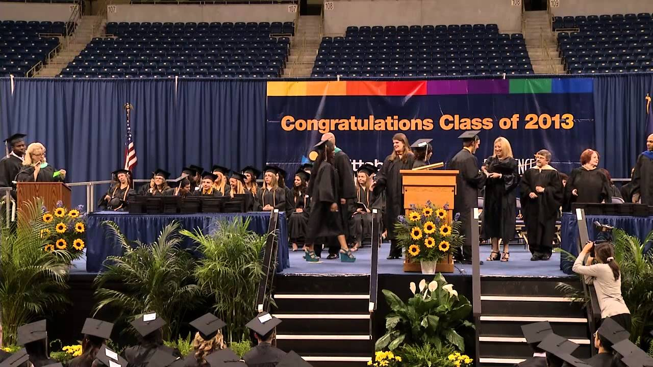 2013 Pittsburgh Brashear High School Graduation Ceremony