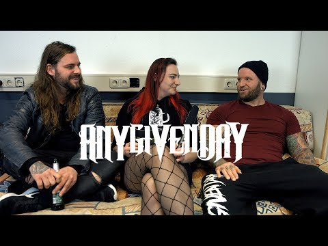 "INTERVIEW | 12 Fragen mit ""ANY GIVEN DAY"""
