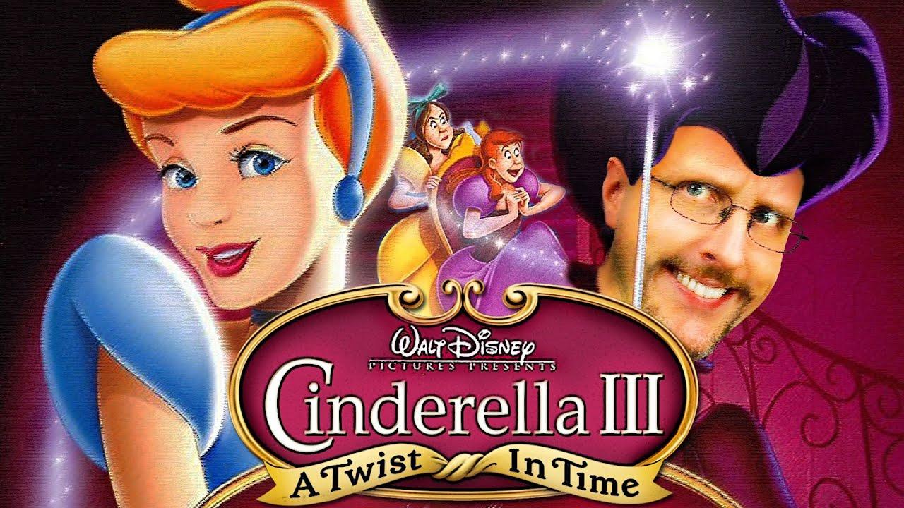 Download Cinderella III: A Twist in Time - Nostalgia Critic